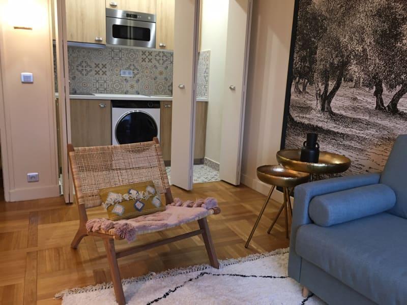 Rental apartment Paris 16ème 890€ CC - Picture 6