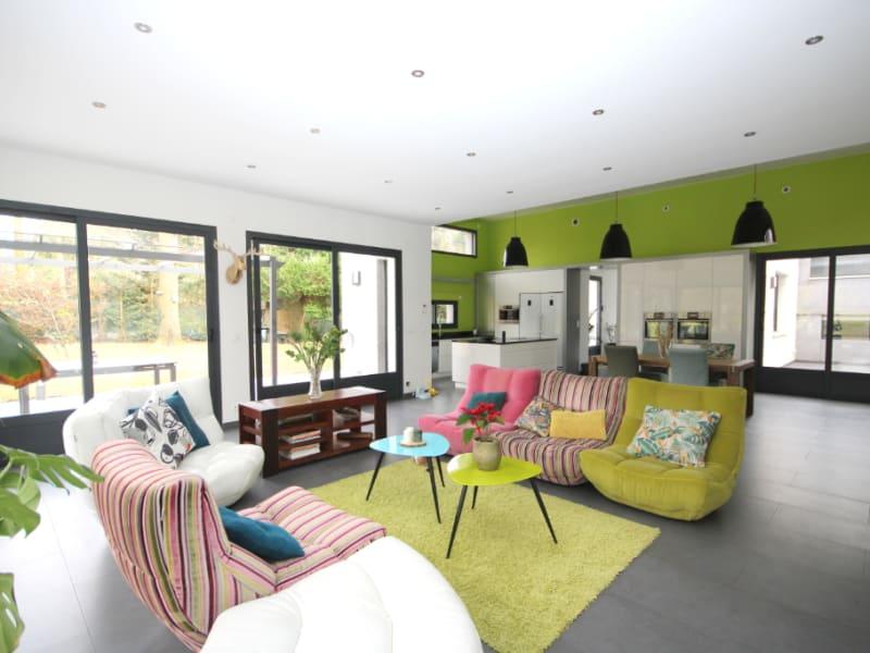 Sale house / villa Lamorlaye 1095000€ - Picture 2