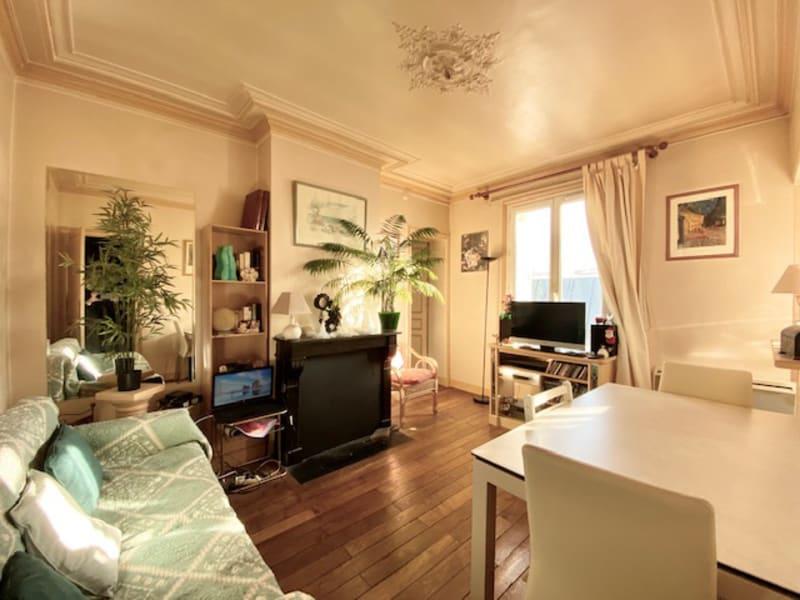 Sale apartment Paris 15ème 463000€ - Picture 1