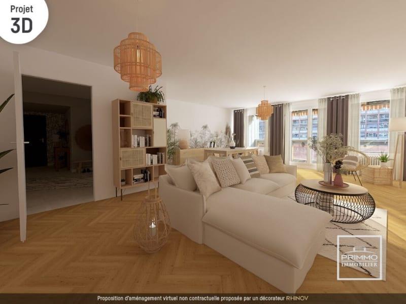 Lyon 6ème - Appartement 5 pièces 110 m²