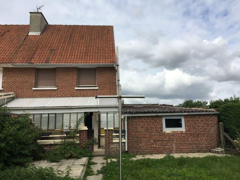 Sale house / villa Aire sur la lys 126000€ - Picture 2