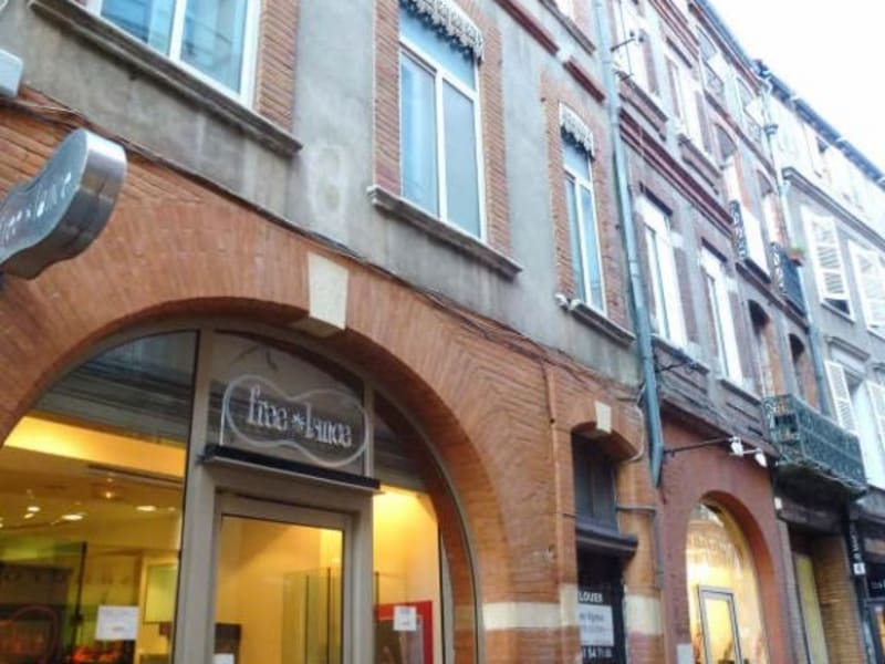 Rental apartment Toulouse 513€ CC - Picture 1