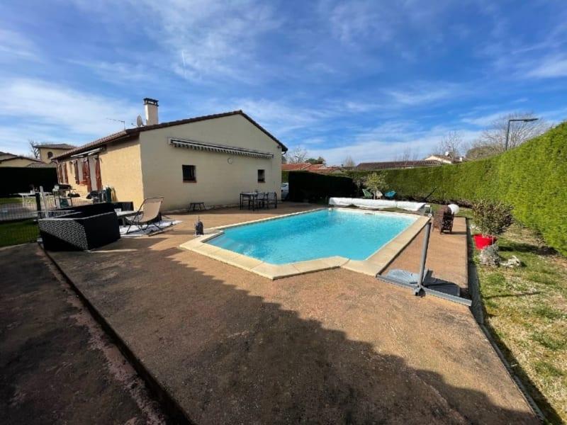 Sale house / villa Cornebarrieu 371000€ - Picture 2