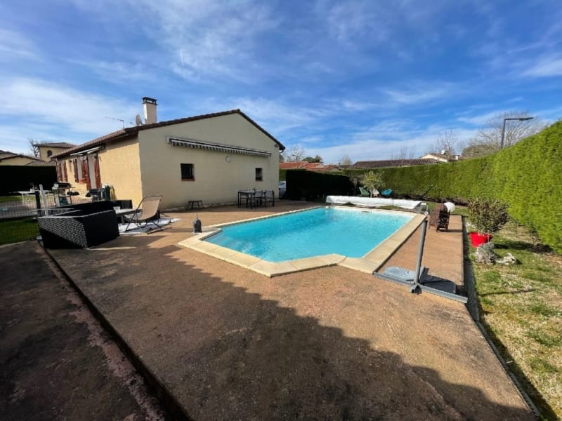 Vente maison / villa Cornebarrieu 371000€ - Photo 2