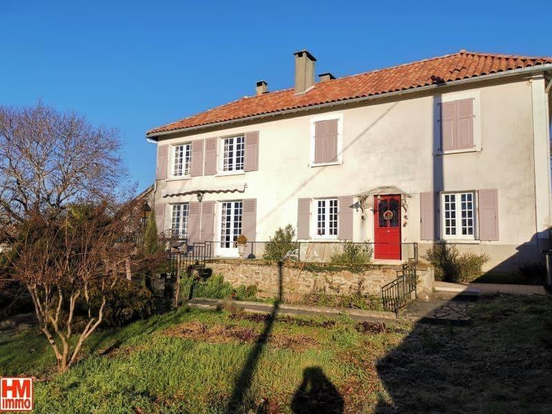 Vente maison / villa La meyze 217000€ - Photo 1
