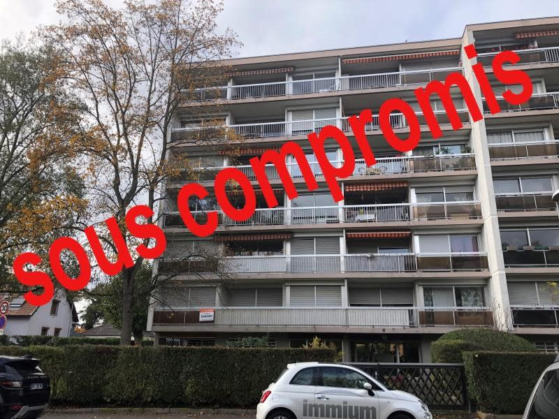 Vente appartement Lingolsheim 184450€ - Photo 1
