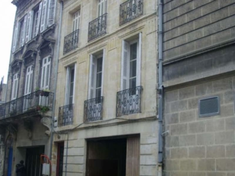 Rental apartment Bordeaux 890€ CC - Picture 2