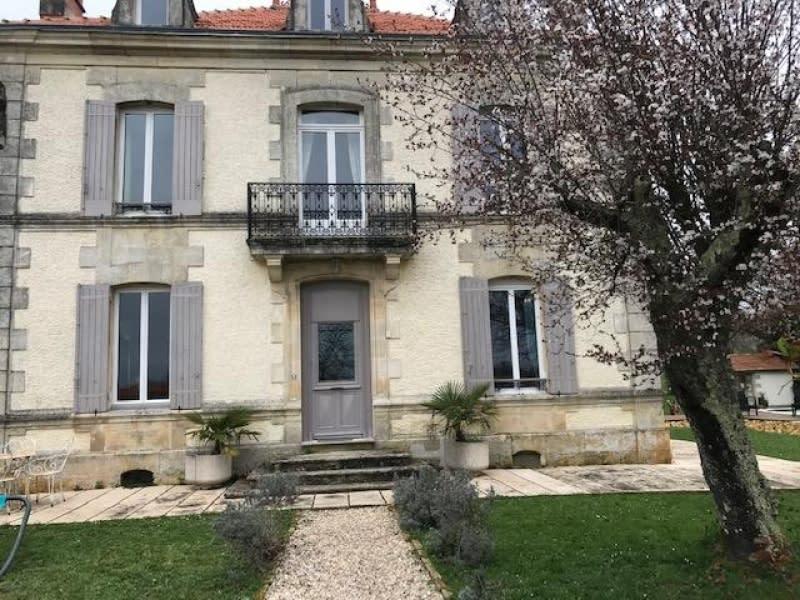 Sale house / villa St andre de cubzac 363000€ - Picture 1