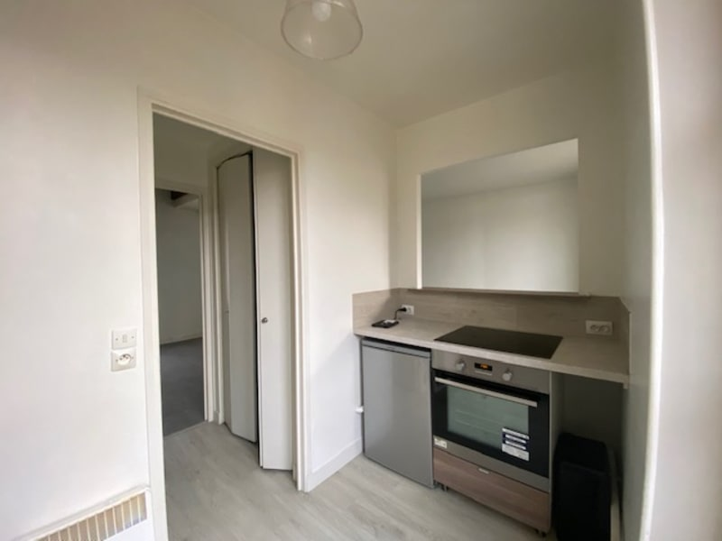 Rental apartment Fontainebleau 970€ CC - Picture 2