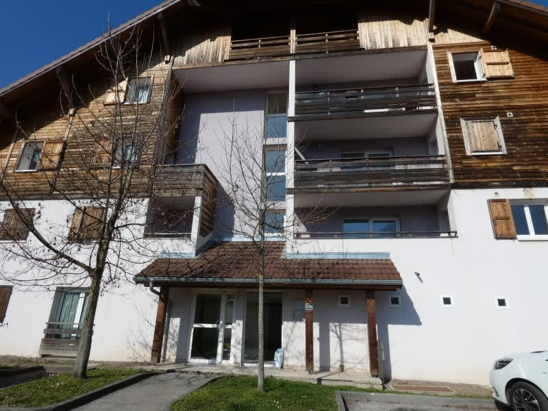 Sale apartment Scionzier 129000€ - Picture 1
