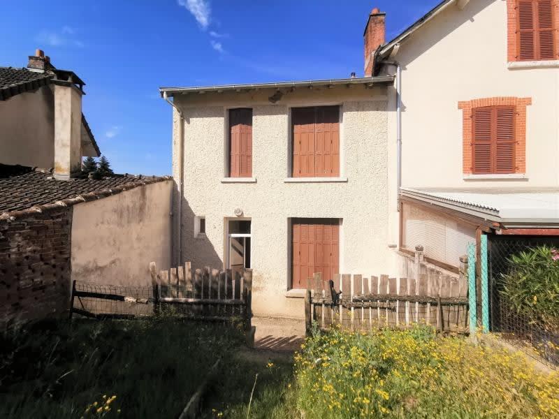 Sale house / villa Nexon 123000€ - Picture 1