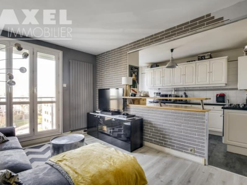 Sale apartment Bois d arcy 183750€ - Picture 2