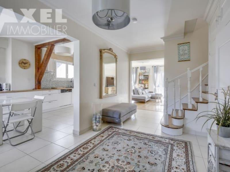 Sale house / villa Bois d arcy 607000€ - Picture 1