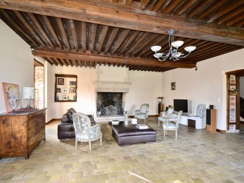 Vente maison / villa Chatillon sur chalaronne 850000€ - Photo 4
