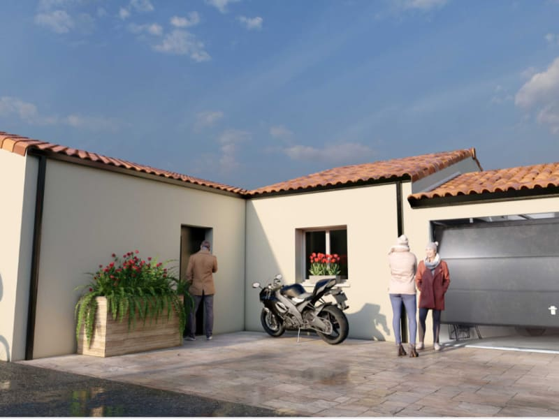Vente maison / villa La mothe achard 233565€ - Photo 1