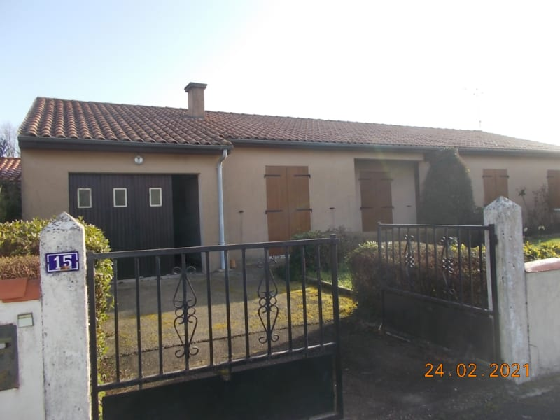 Vente maison / villa La mothe saint heray 147 000€ - Photo 2