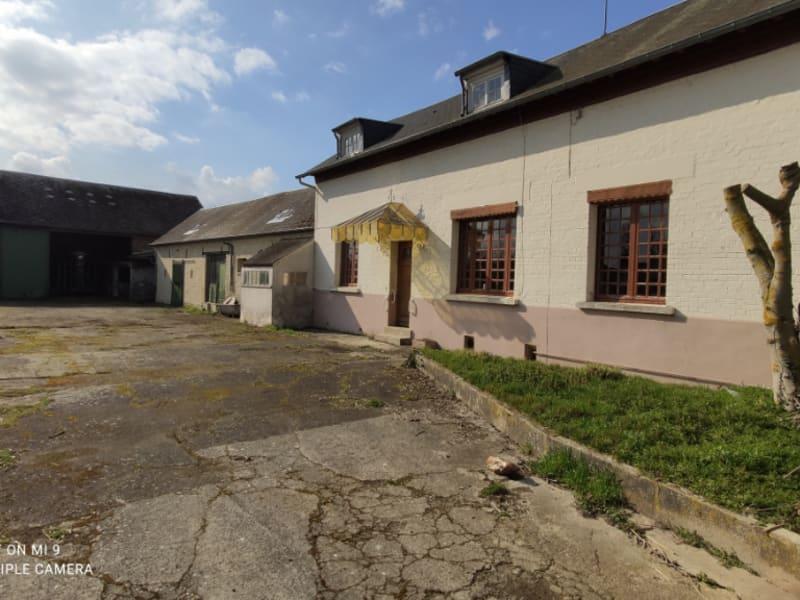 Vente maison / villa Itancourt 111700€ - Photo 1