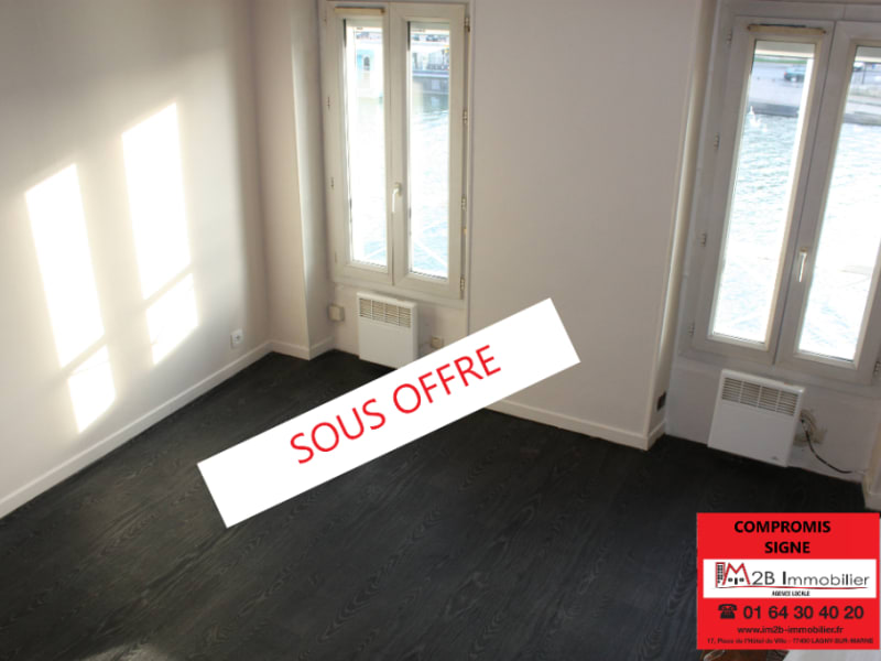 Vente appartement Thorigny sur marne 116 600€ - Photo 1