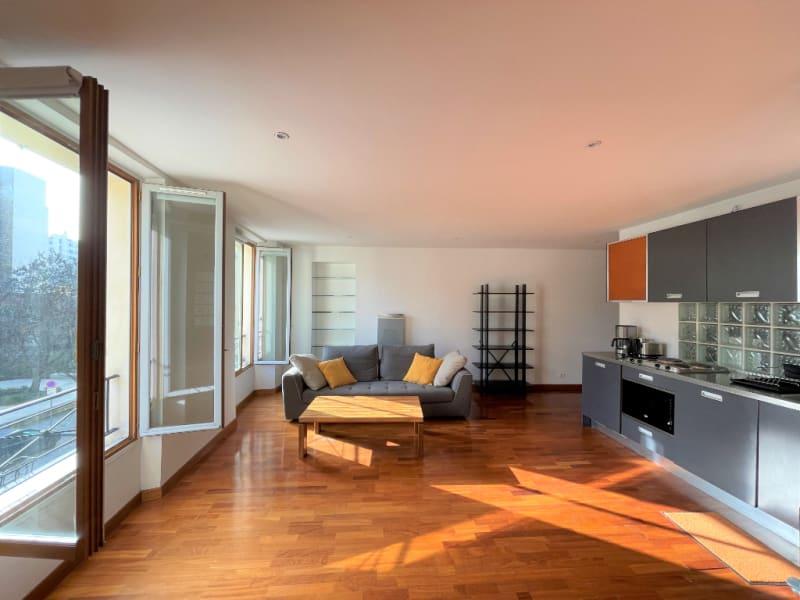 Rental apartment Vanves 1300€ CC - Picture 4