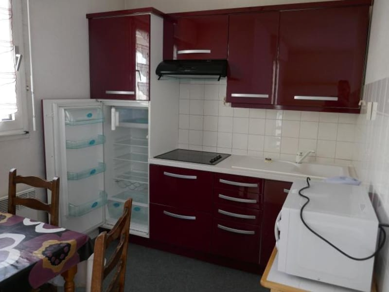 Rental apartment Bellignat 398€ CC - Picture 1