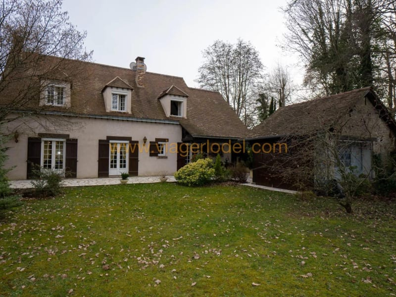 Life annuity house / villa Clairefontaine-en-yvelines 440 000€ - Picture 2