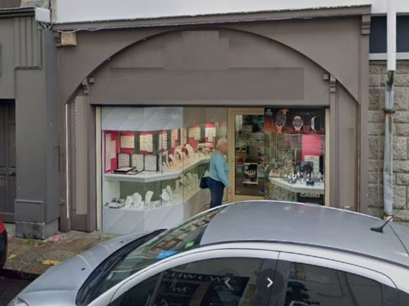 Location local commercial Quimperle 585€ HC - Photo 1