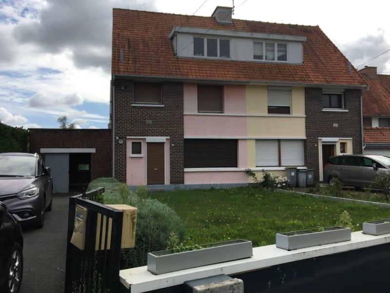 Sale house / villa Aire sur la lys 126000€ - Picture 1
