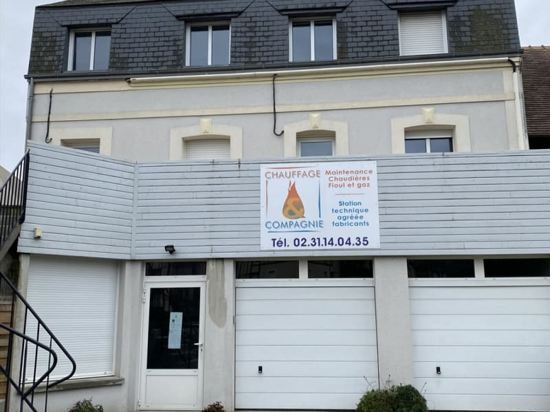Vente appartement Deauville 238500€ - Photo 1