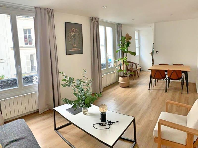 Sale apartment Paris 11ème 505000€ - Picture 1