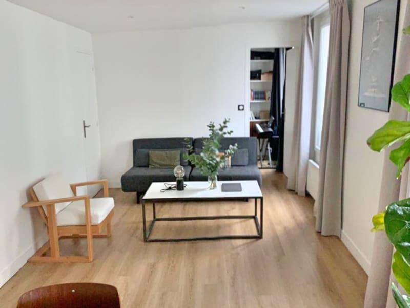 Sale apartment Paris 11ème 505000€ - Picture 2