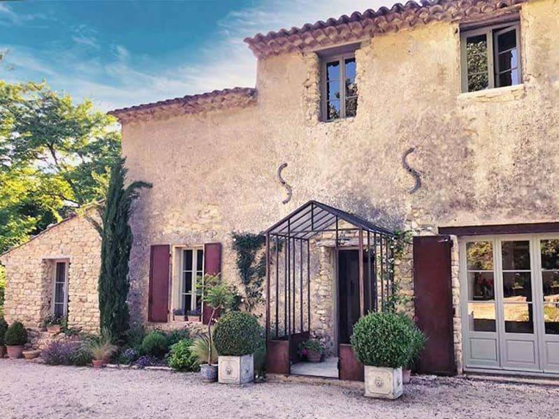 Sale house / villa Castellet 895000€ - Picture 2