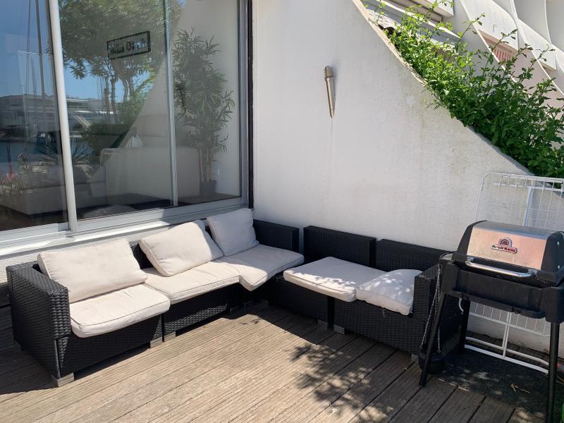 Sale apartment Port camargue 572250€ - Picture 1