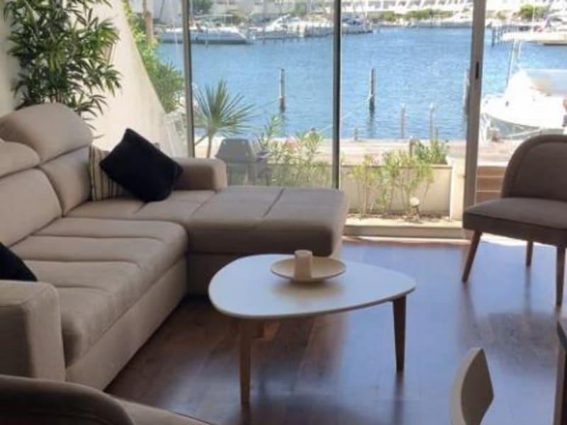 Sale apartment Port camargue 572250€ - Picture 2