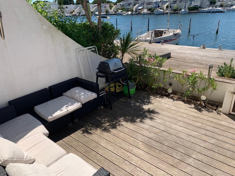 Sale apartment Port camargue 572250€ - Picture 5