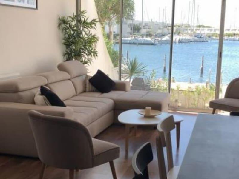 Sale apartment Port camargue 572250€ - Picture 8