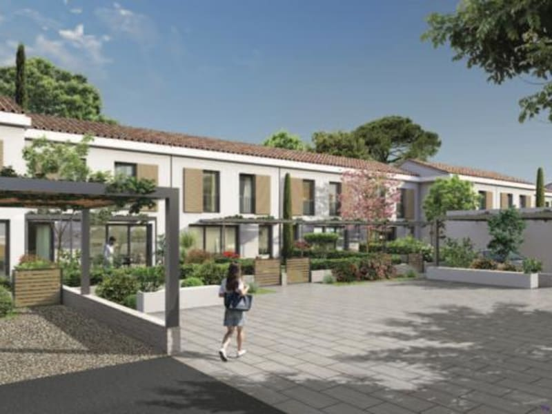 Sale house / villa Mouries 212000€ - Picture 1