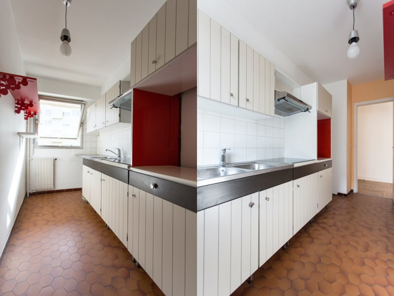 Sale apartment Paris 15ème 535000€ - Picture 4