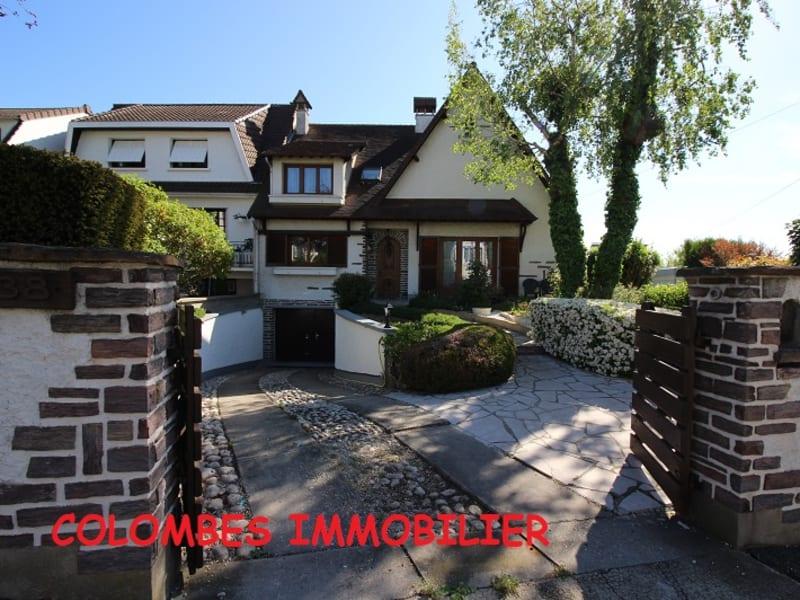 Vente maison / villa Argenteuil 535000€ - Photo 9