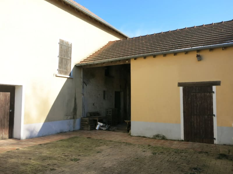 Vente maison / villa Quincy voisins 140000€ - Photo 1