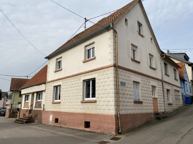 Vente maison / villa Mothern 279 000€ - Photo 1