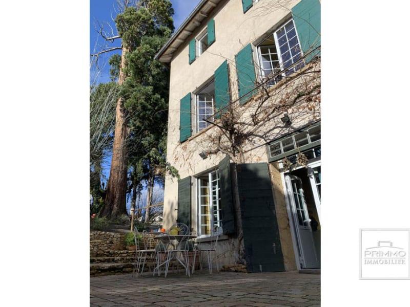 Vente maison / villa Saint cyr au mont d or 1250000€ - Photo 8