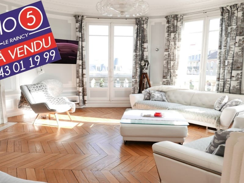 Vente appartement Le raincy 540 000€ - Photo 1