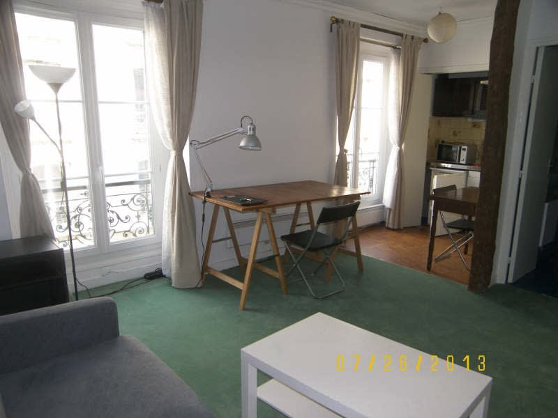 Location appartement Paris 13ème 840€ CC - Photo 1