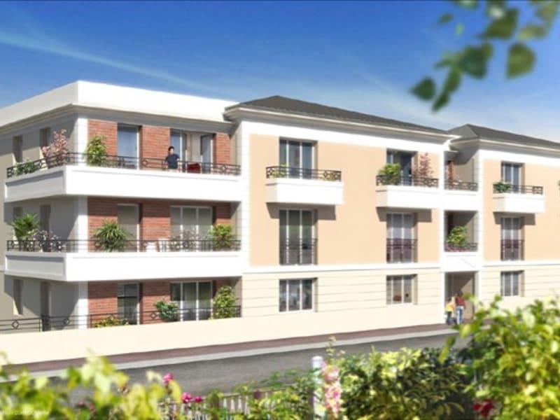Rental apartment Vigneux sur seine 606,92€ CC - Picture 1