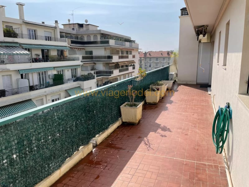 Life annuity apartment Nice 385 000€ - Picture 5