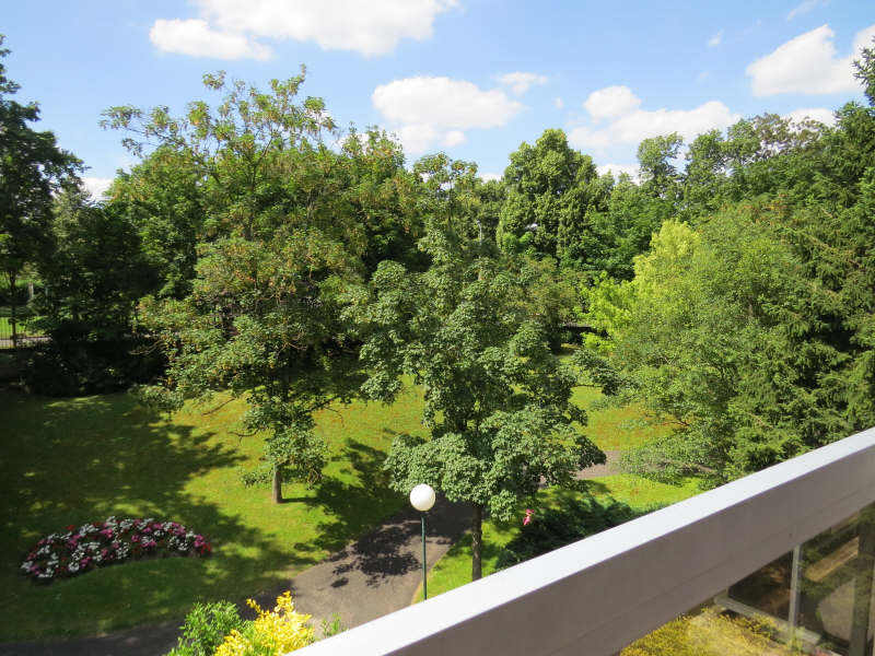 Rental apartment Maisons laffitte 795€ CC - Picture 1