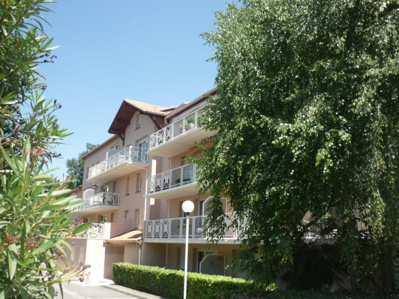 Rental apartment Toulouse 434€ CC - Picture 1