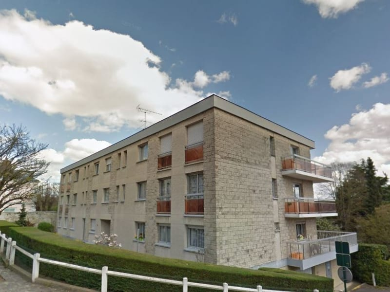 Rental apartment Andresy 856€ CC - Picture 1