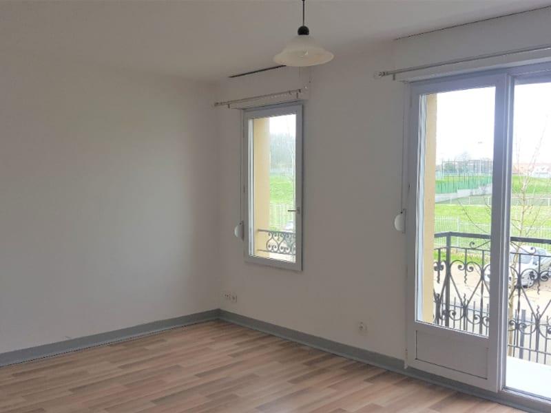 Rental apartment Les mureaux 550€ CC - Picture 1