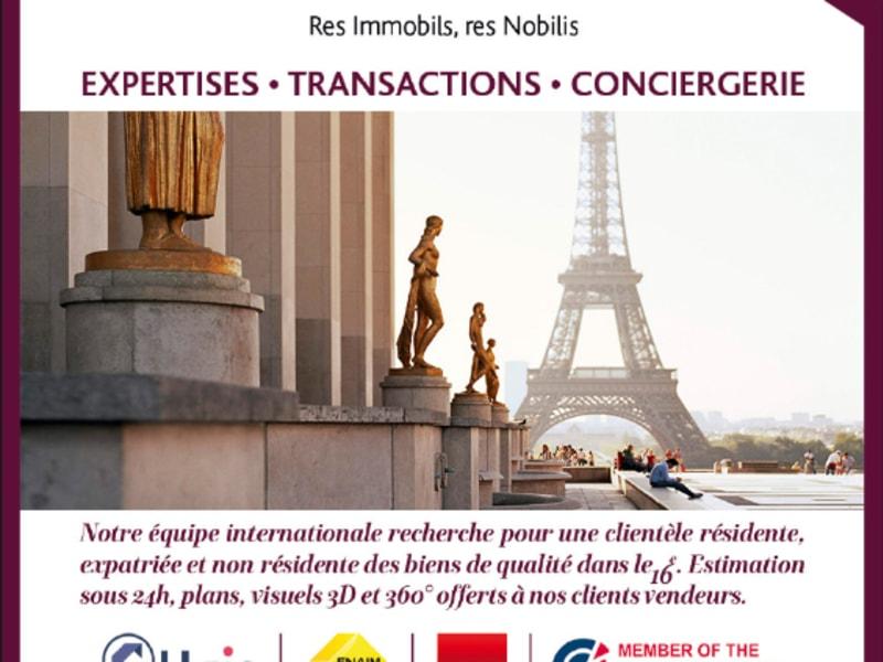 Venta  apartamento Paris 16ème 377000€ - Fotografía 17